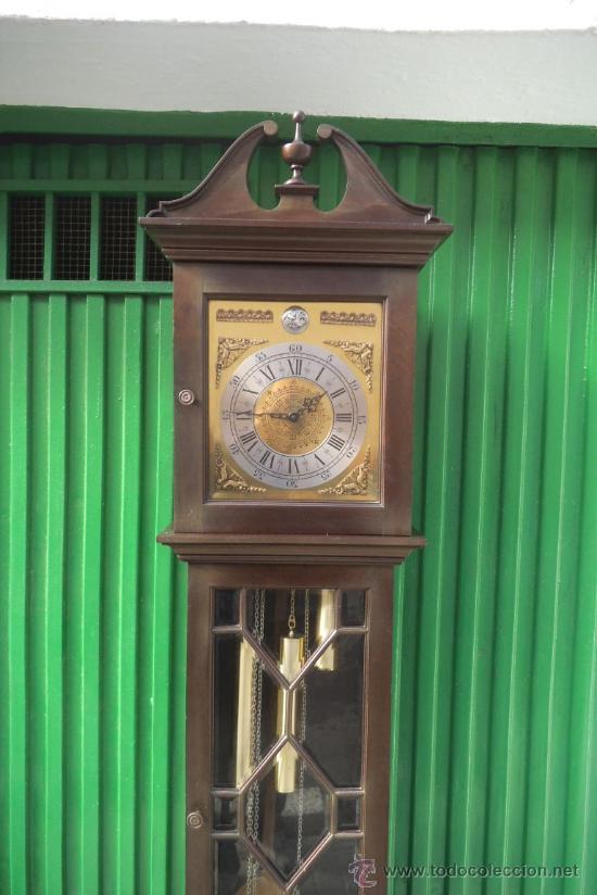 Relojes de pie: reloj de pie Tempus fugit - Foto 2 - 34611583