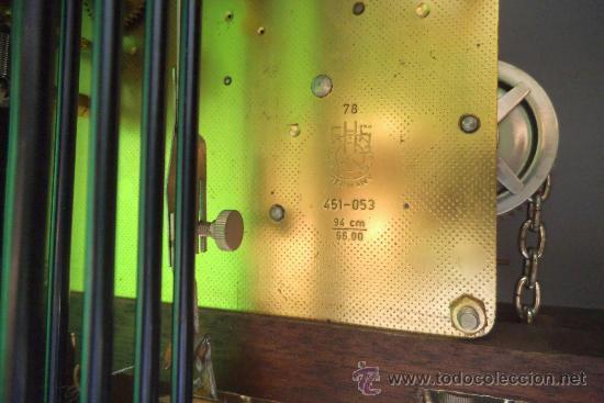 Relojes de pie: reloj de pie Tempus fugit - Foto 8 - 34611583