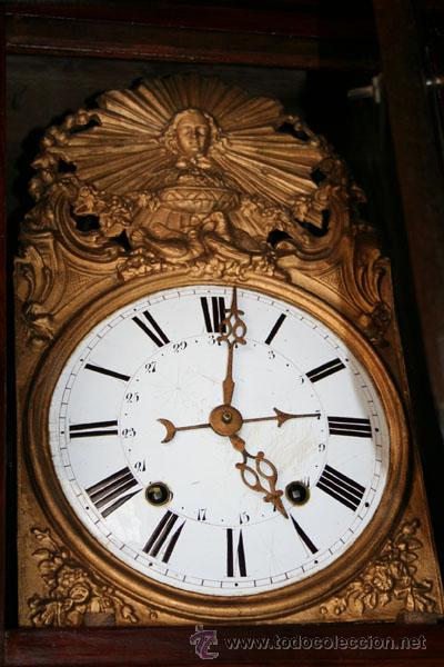 Relojes de pie: RELOJ MOREZ REF.5409 - Foto 5 - 35890068