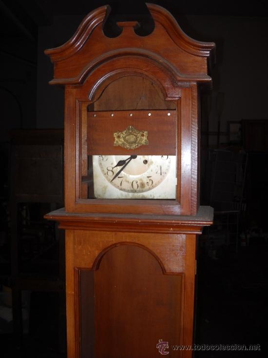 CAJA DE RELOJ DE PIE. 195X43X25 CM (Relojes - Pie Carga Manual)