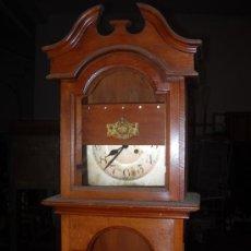 Relojes de pie: CAJA DE RELOJ DE PIE. 195X43X25 CM. Lote 110199956