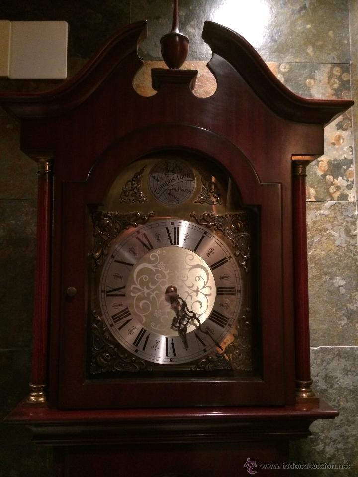 Relojes de pie: RELOJ DE PIE CARRILLÓN - Foto 2 - 42659622