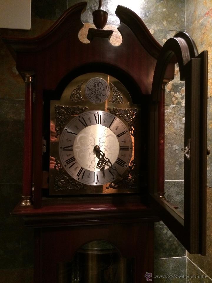 Relojes de pie: RELOJ DE PIE CARRILLÓN - Foto 3 - 42659622