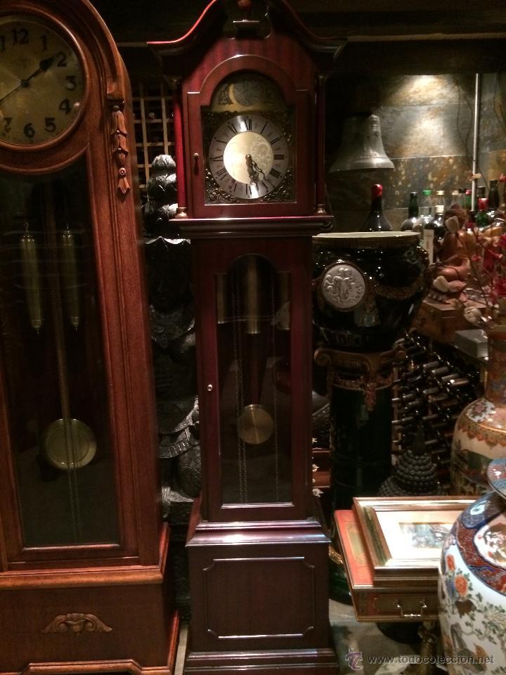 Relojes de pie: RELOJ DE PIE CARRILLÓN - Foto 8 - 42659622