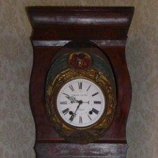 Relojes de pie: RELOJ DE PIE MOLEON SANCHEZ SIGLO XX, 6000-659. Lote 43844793