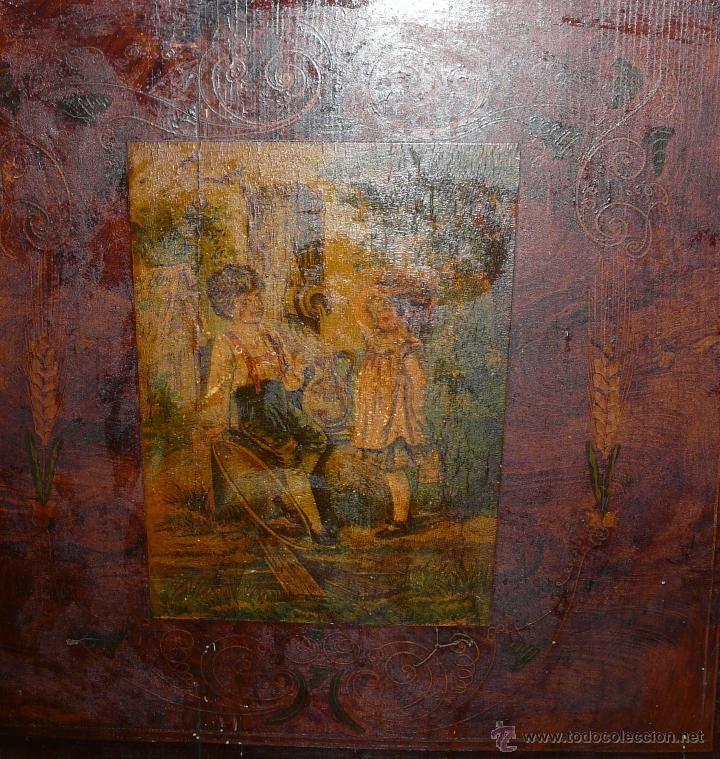 Relojes de pie: RELOJ DE PIE MOLEON SANCHEZ SIGLO XX, 6000-659 - Foto 2 - 43844793