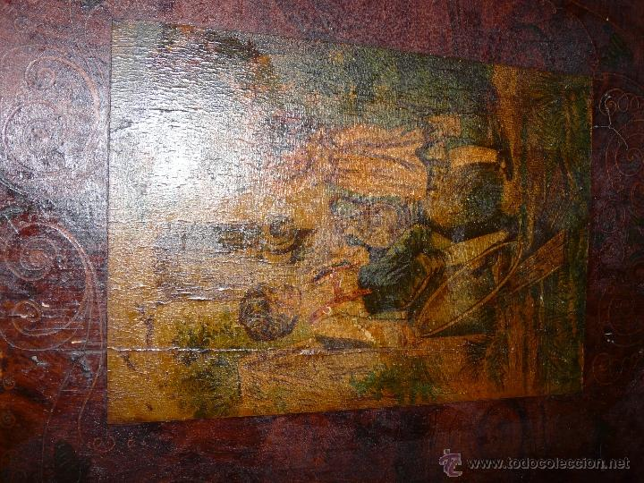 Relojes de pie: RELOJ DE PIE MOLEON SANCHEZ SIGLO XX, 6000-659 - Foto 3 - 43844793