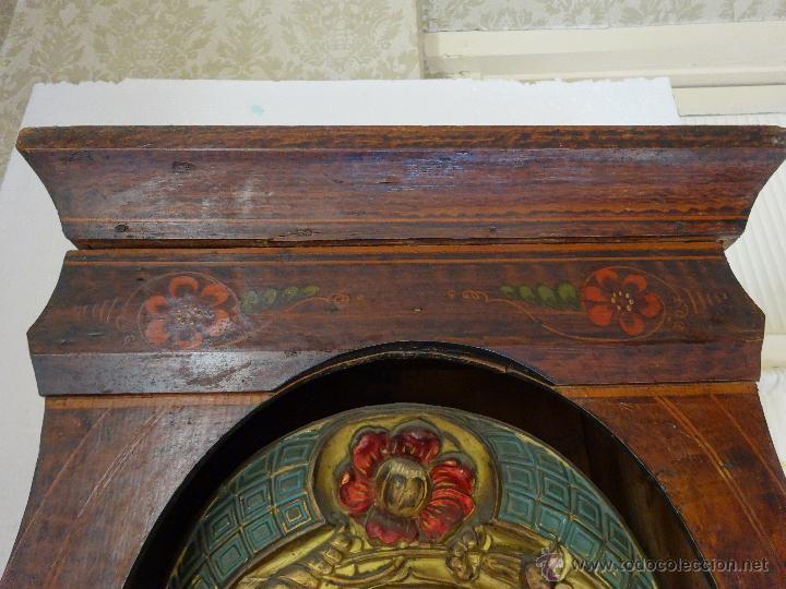 Relojes de pie: RELOJ DE PIE MOLEON SANCHEZ SIGLO XX, 6000-659 - Foto 19 - 43844793