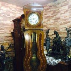 Relojes de pie: ANTIGUO RELOJ DE PIE MOREZ ( 4 CAMPANAS ). Lote 47107234