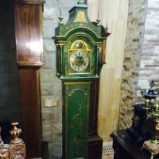 Relojes de pie: ANTIGUO RELOJ DE PIE CARRILLÓN (THEODORE GARLAND). Lote 47132246