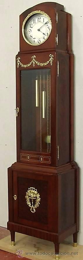 RELOJ DE PIE (Relojes - Pie Carga Manual)