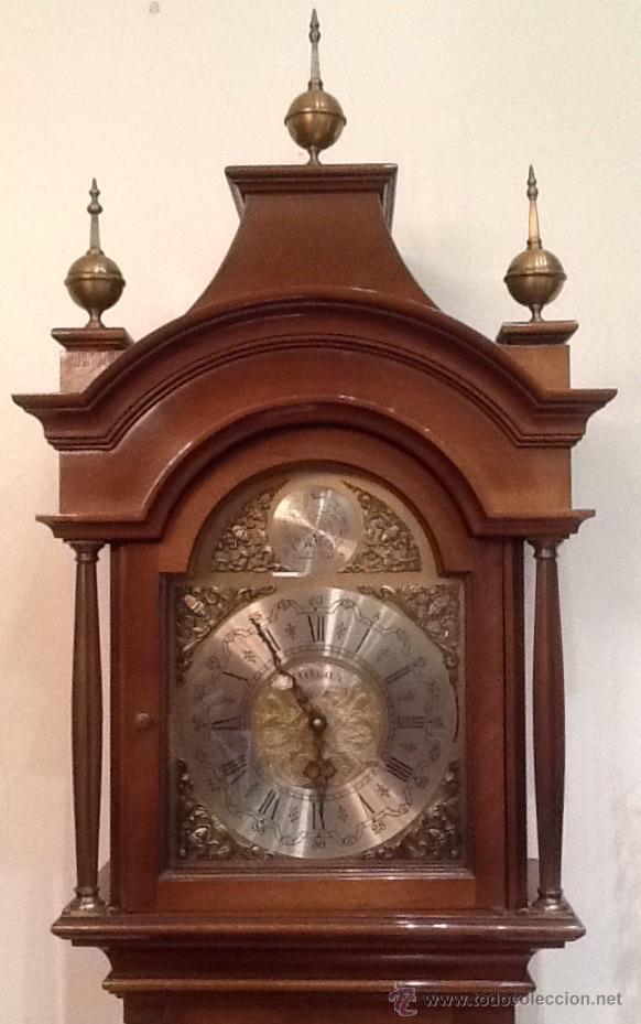 RELOJ TEMPUS FUGIT - GLICAR / IMPECABLE / (Relojes - Pie Carga Manual)