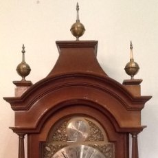 Relojes de pie: RELOJ TEMPUS FUGIT - GLICAR / IMPECABLE /. Lote 49939230