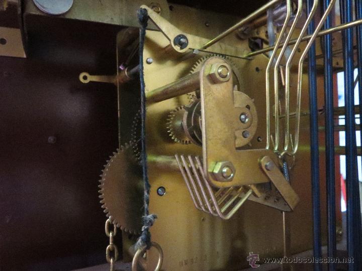Relojes de pie: RELOJ DE PIE PESAS EN PERFECTO ESTADO - Foto 8 - 41522127
