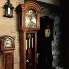 Relojes de pie: RELOJ ANTESALA CARRILLÓN. Lote 52061410