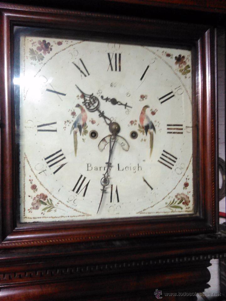 Relojes de pie: Estupendo reloj ingles calendario y segundero - Foto 2 - 52509789