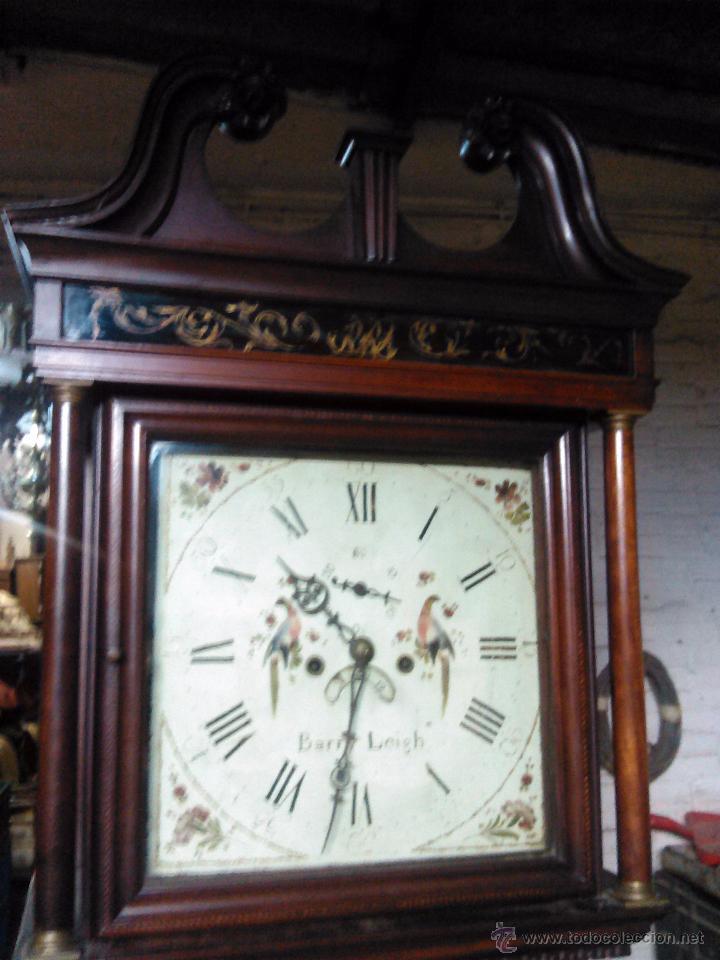 Relojes de pie: Estupendo reloj ingles calendario y segundero - Foto 4 - 52509789