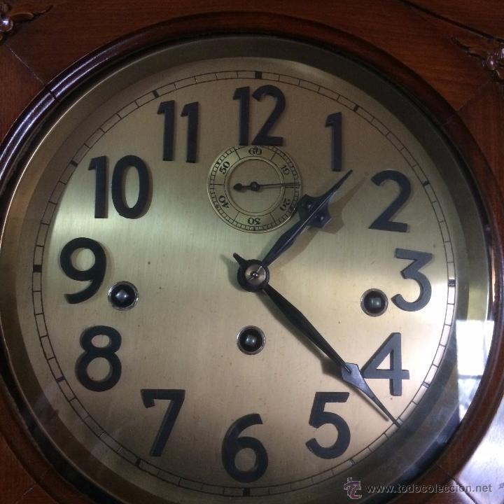 Relojes de pie: RELOJ DE PIE CARRILLÓN GRANDFHATER - Foto 4 - 53333761