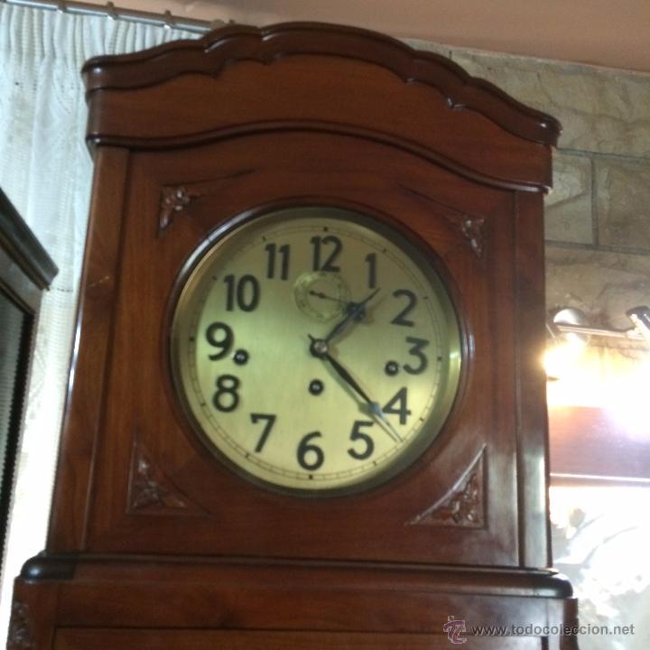Relojes de pie: RELOJ DE PIE CARRILLÓN GRANDFHATER - Foto 5 - 53333761