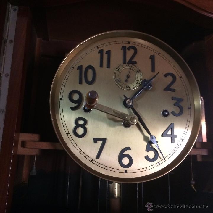 Relojes de pie: RELOJ DE PIE CARRILLÓN GRANDFHATER - Foto 7 - 53333761