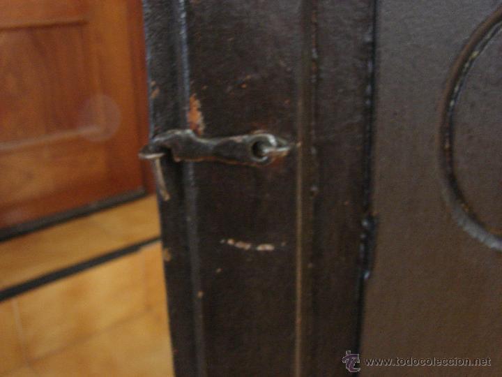 Relojes de pie: ANTIGUA CAJA PARA RELOJ DE PARED. SIGLO XVIII - Foto 12 - 53340814