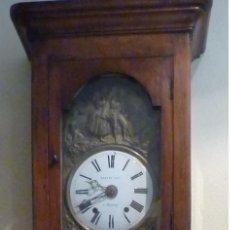 Relojes de pie: ANTIGUO RELOJ DE PIE DREVON LOUIS COMPLETO.MUY BIEN CONSERVADO. Lote 116691052