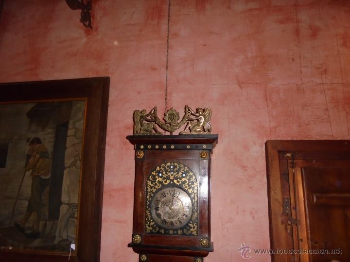 Relojes de pie: Reloj del SXVIII. - Foto 3 - 54301046