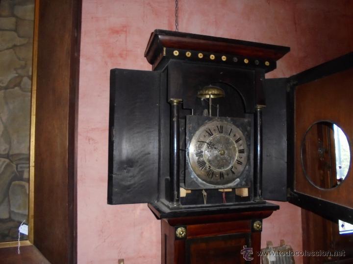 Relojes de pie: Reloj del SXVIII. - Foto 7 - 54301046