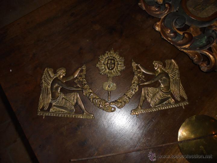 Relojes de pie: Reloj del SXVIII. - Foto 8 - 54301046