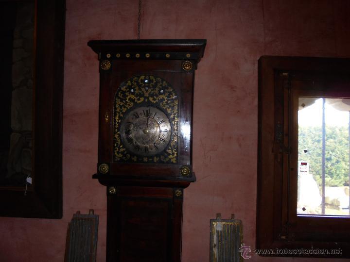 Relojes de pie: Reloj del SXVIII. - Foto 12 - 54301046