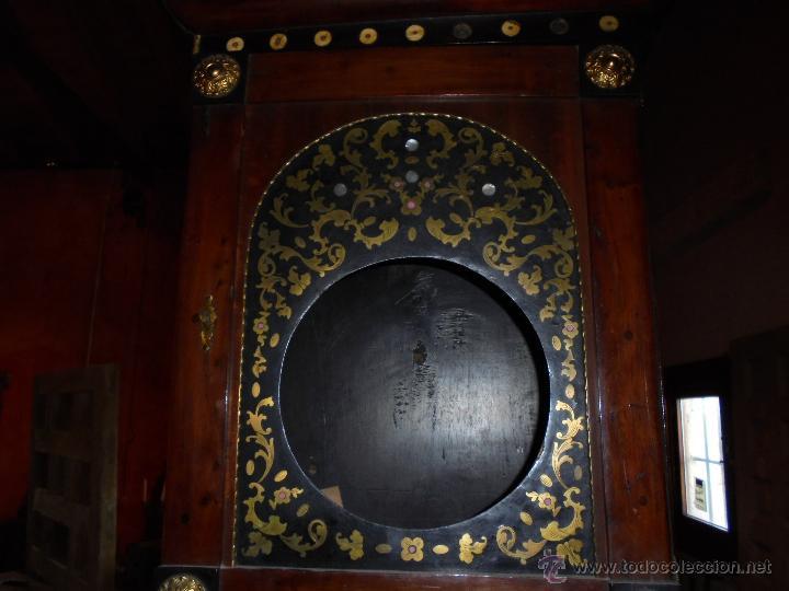 Relojes de pie: Reloj del SXVIII. - Foto 16 - 54301046