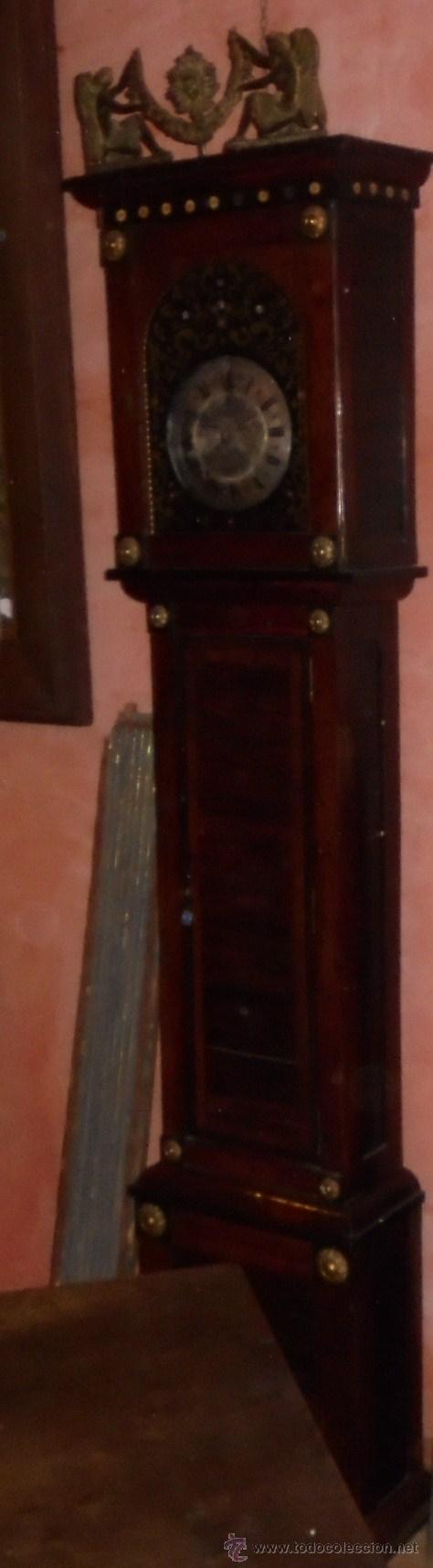 Relojes de pie: Reloj del SXVIII. - Foto 26 - 54301046