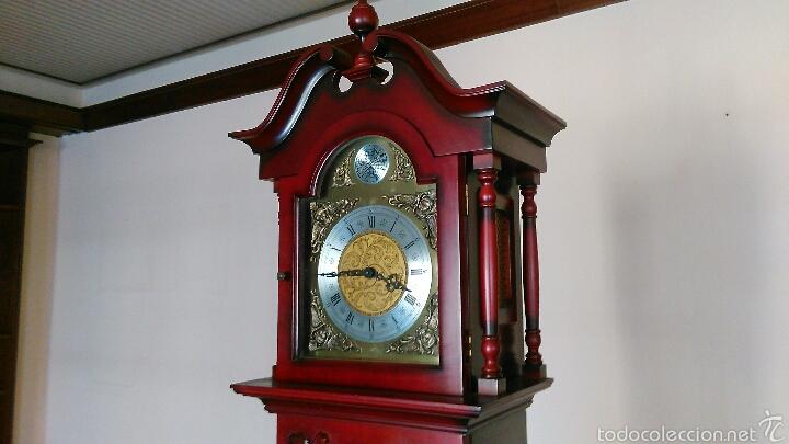 Relojes de pie: Reloj Tempus Fugit de pie Péndulo y Pesas - Foto 9 - 47687412