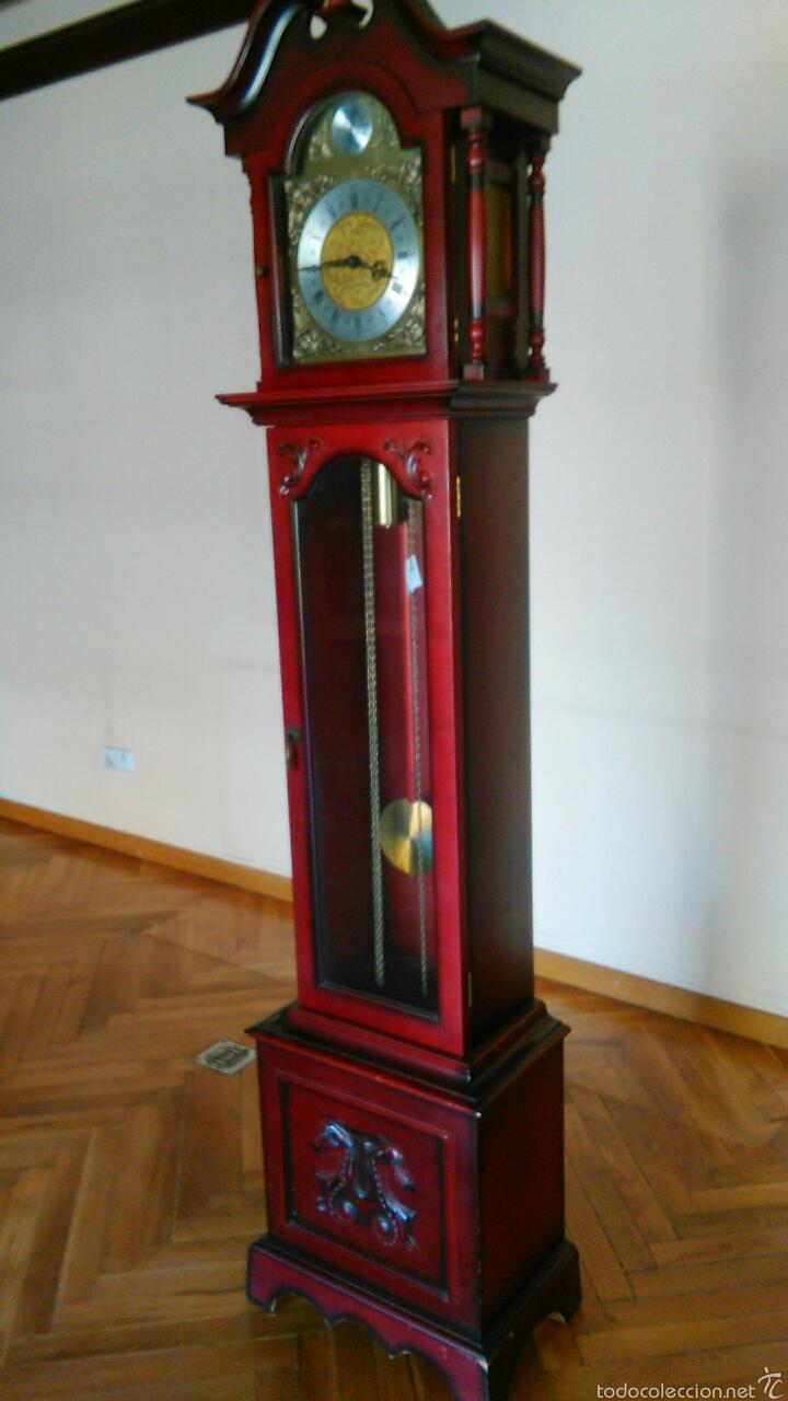 Relojes de pie: Reloj Tempus Fugit de pie Péndulo y Pesas - Foto 10 - 47687412