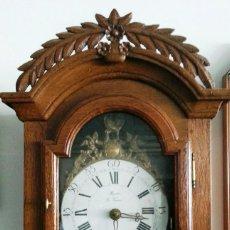 Relojes de pie: RELOJ DE PIE FINALES DEL SIGLO 18. Lote 56341649