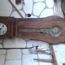 Relojes de pie: RELOJES DE PIE MOREZ Y DE PARED. Lote 56976739