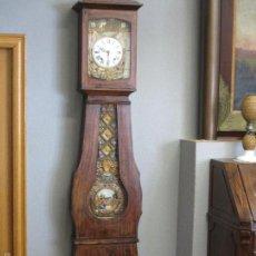 Relojes de pie: RELOJ DE PIE - AUTÓMATA - MAQUINA MOREZ - MOVIMIENTO DEL CAZADOR - COMPLETO - FINALES S. XIX. Lote 57147090