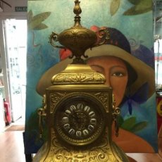 Relojes de pie: RELOJ MAQUINARIA PARIS , XIX ,. Lote 63742095