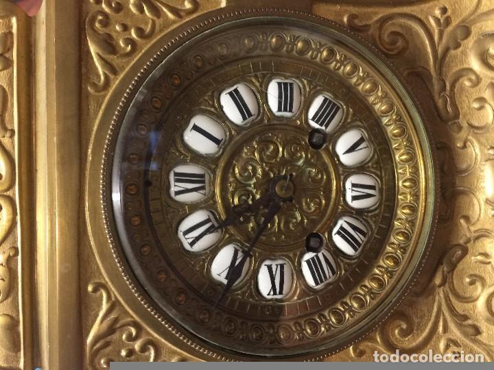 Relojes de pie: RELOJ MAQUINARIA PARIS , XIX , - Foto 2 - 63742095