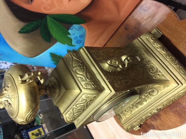 Relojes de pie: RELOJ MAQUINARIA PARIS , XIX , - Foto 3 - 63742095