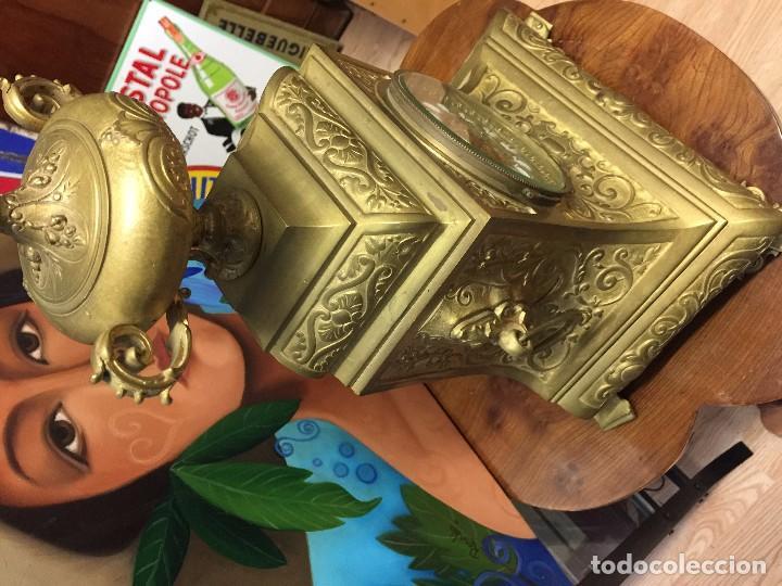 Relojes de pie: RELOJ MAQUINARIA PARIS , XIX , - Foto 4 - 63742095