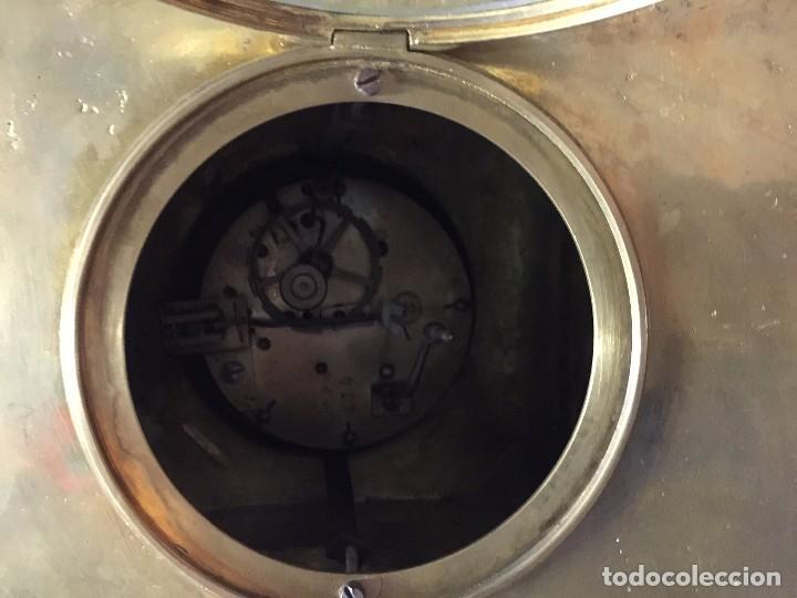 Relojes de pie: RELOJ MAQUINARIA PARIS , XIX , - Foto 5 - 63742095