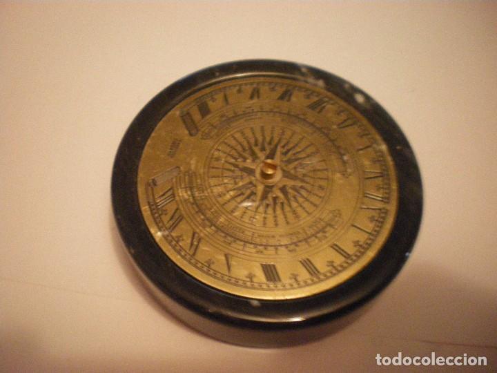 Relojes de pie: RELOJ DE SOL CON SOPORTE DE PIEDRA MARMOL VERDE - Foto 5 - 68547665
