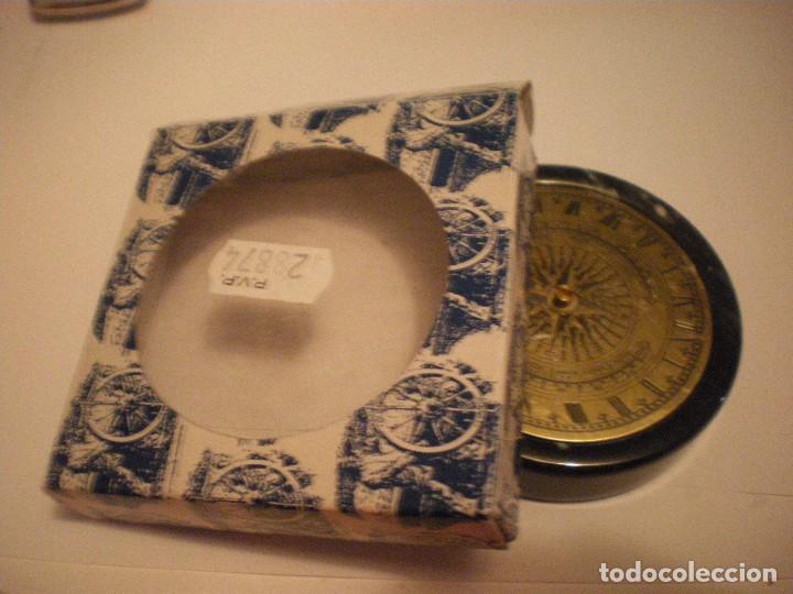 Relojes de pie: RELOJ DE SOL CON SOPORTE DE PIEDRA MARMOL VERDE - Foto 6 - 68547665