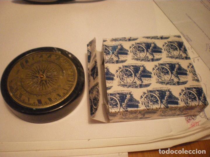 Relojes de pie: RELOJ DE SOL CON SOPORTE DE PIEDRA MARMOL VERDE - Foto 7 - 68547665