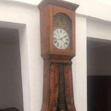 Relojes de pie: RELOJ DE CAJA ALTA MITAD S. XIX.. Lote 75212283