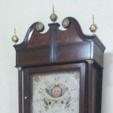 Relojes de pie: GRAND RELOJ INGLES, GRANDFATHER, EN EXCELENTE ESTADO Y FUNCIONANDO. Lote 76874307