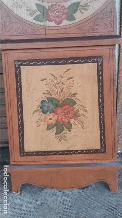 Relojes de pie: Reloj Morez del siglo XIX en su caja original restaurada - Foto 5 - 78910677