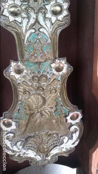 Relojes de pie: Reloj Morez del siglo XIX en su caja original restaurada - Foto 11 - 78910677