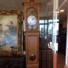 Relojes de pie: RELOJ PROVENZAL FRANCÉS. AÑO CIRCA 1790. Lote 82433356